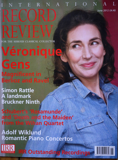 Cover_Record_Review_Véronique_Gens@Jean-BaptisteMillot