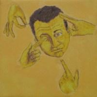 Miniature Portraits jaunes