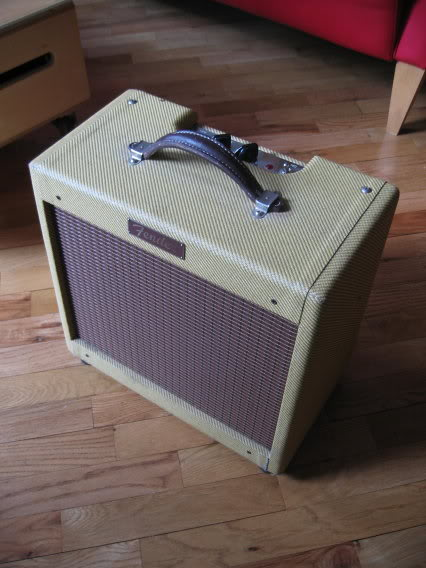Fender Pro Junior Reissue