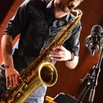 Jean-Baptiste Berger saxophone clarinette Cadillac Palace Reims