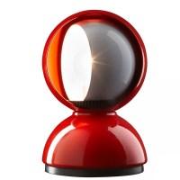 Eclisse lampe Rouge   Artemide   Découvrez Luminaires d ...