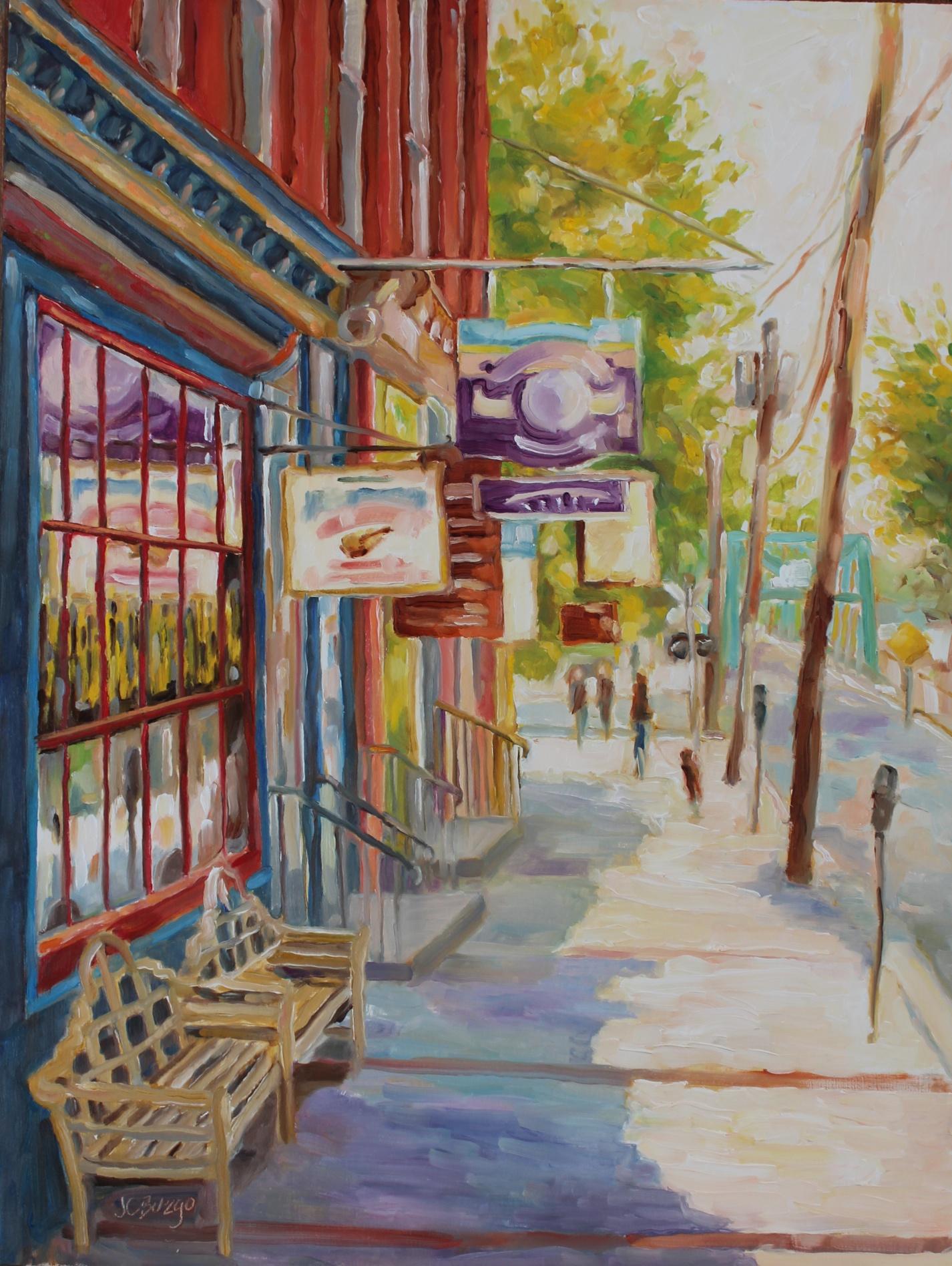 Bridge Street Lambertville 5