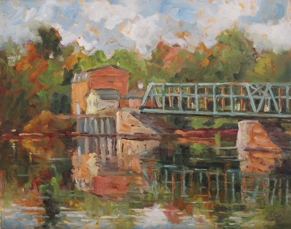 New Hope Lambertville Bridge 4
