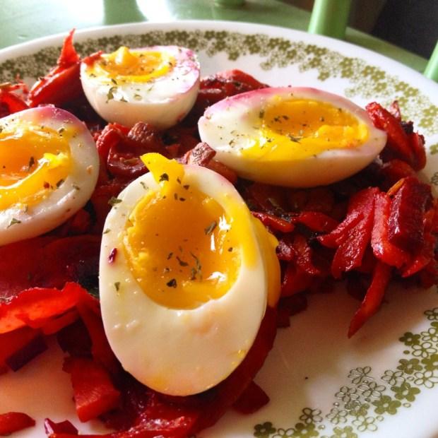 root vegetables, recipe, eggs, good food