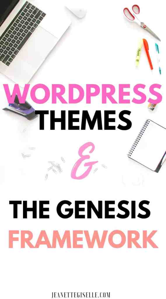 If you want to start a WordPress blog, you're going to need a theme. Learn about the different ways to get a WordPress theme plus all about the Genesis Framework and their Genesis child themes.