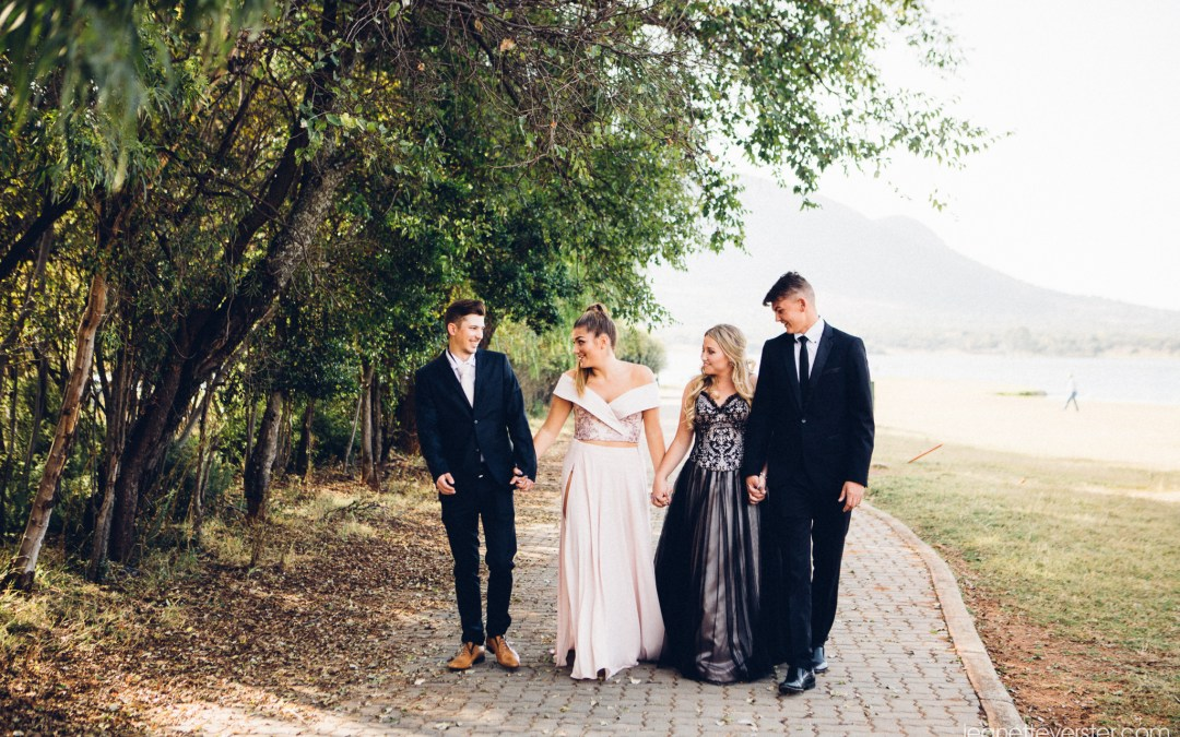 Danielle and Storm's matric dance photos