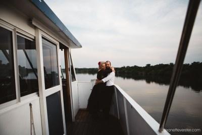 River cruise wedding 032