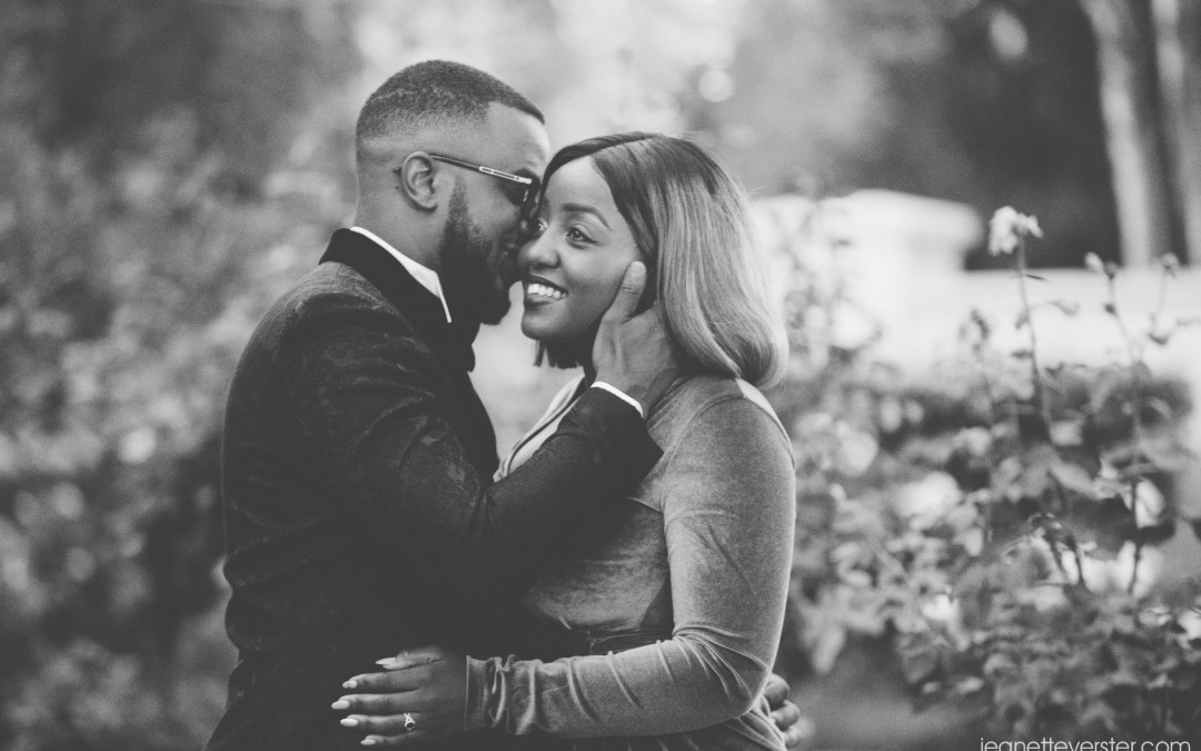 Chisanga said yes! A wedding proposal shoot