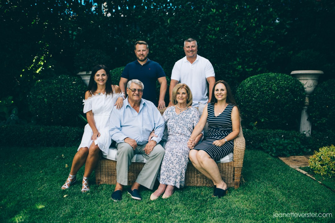 Bruwer family at home 004