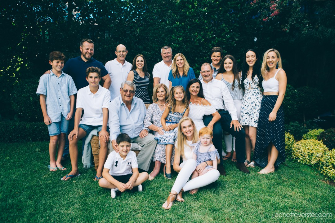 Bruwer family at home 006