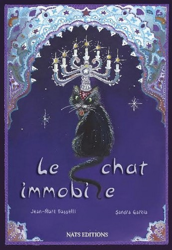 Le chat immobile