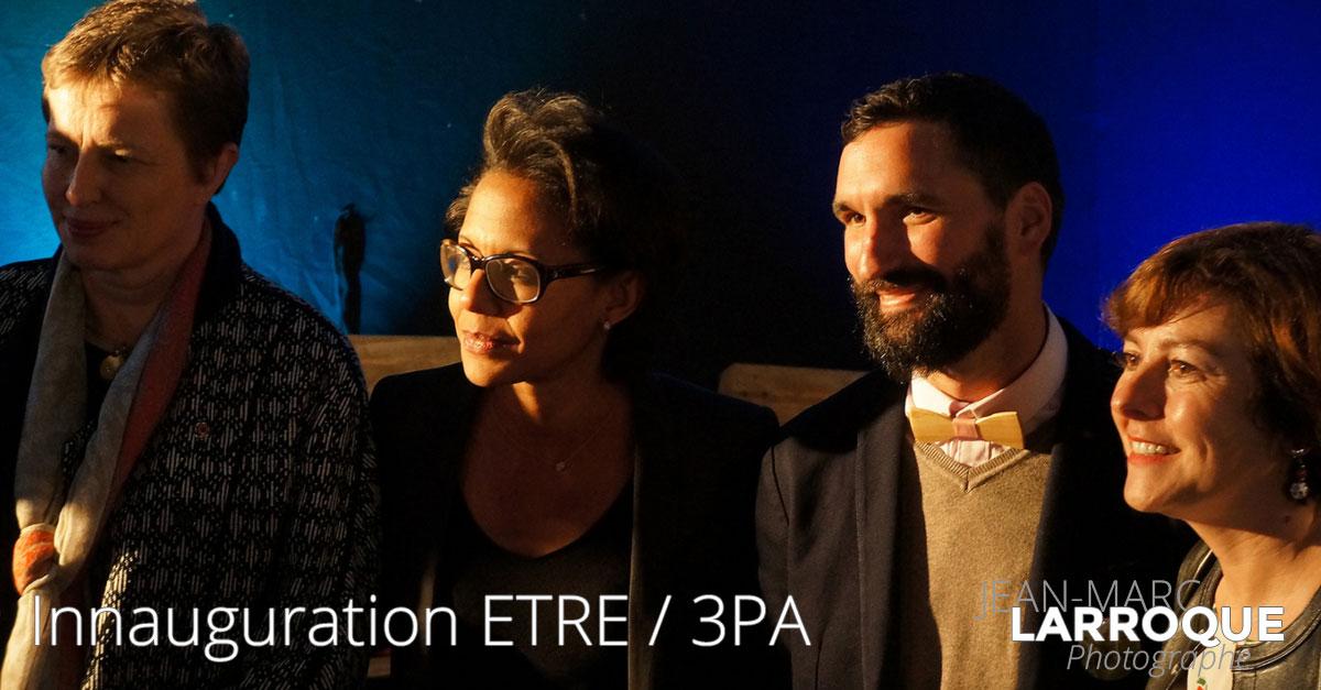 Inauguration École Européenne de la Transition Écologique - Association 3PA
