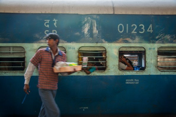 TRAVELOGUE: India 2012