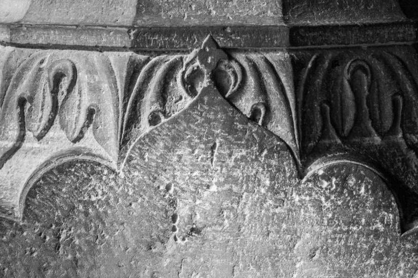 Foot of a Column