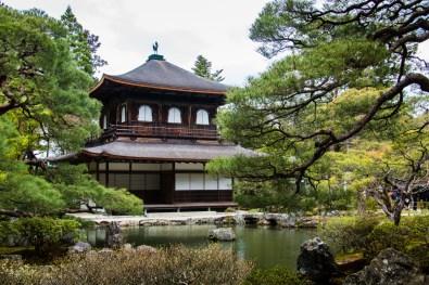 Kyoto: Ginkaku-ji