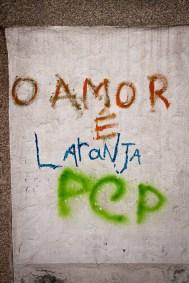 Love and orange Evora, Portugal