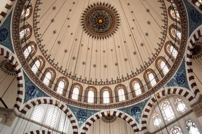 Rustem Pasha Mosque and Yeni Camii