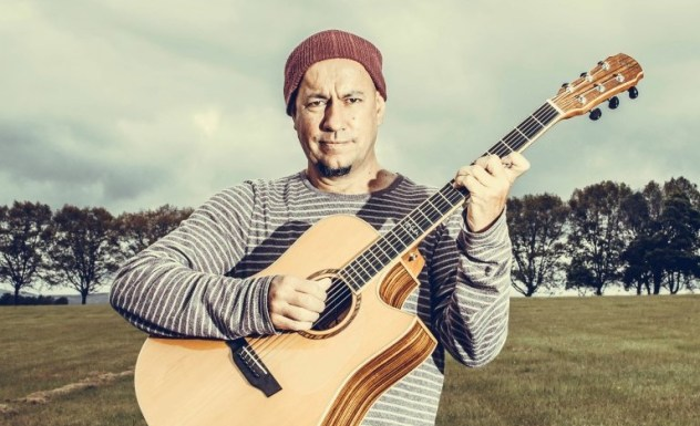 Nibs van der spuy, music, solo artist