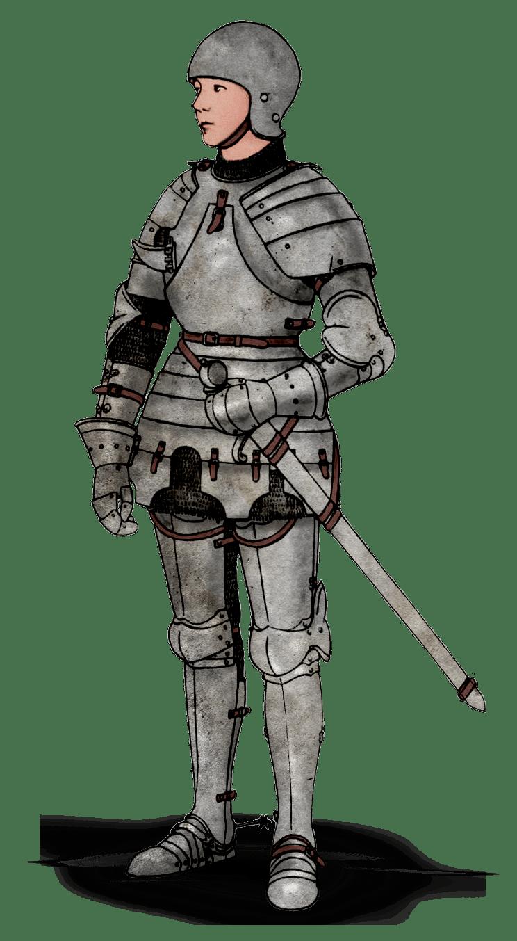 Amor Jeanne d'Arc