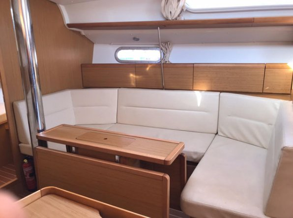 cabin table options jeanneau owners