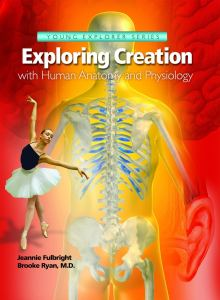 Exploring Creation with Anatomy and Physiology Book Cover
