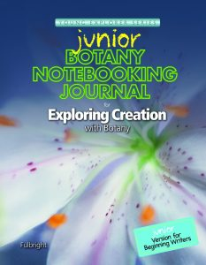 Junior Botany Notebooking Journal