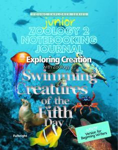 Exploring Creation with Zoology 2 Junior Notebooking Journal
