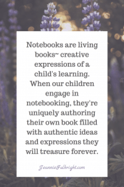 Notebooking quote