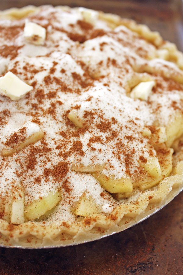 apple pie sugar