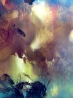 Lumière retrouvée (acrylique sur toile 73 x 60 cm)