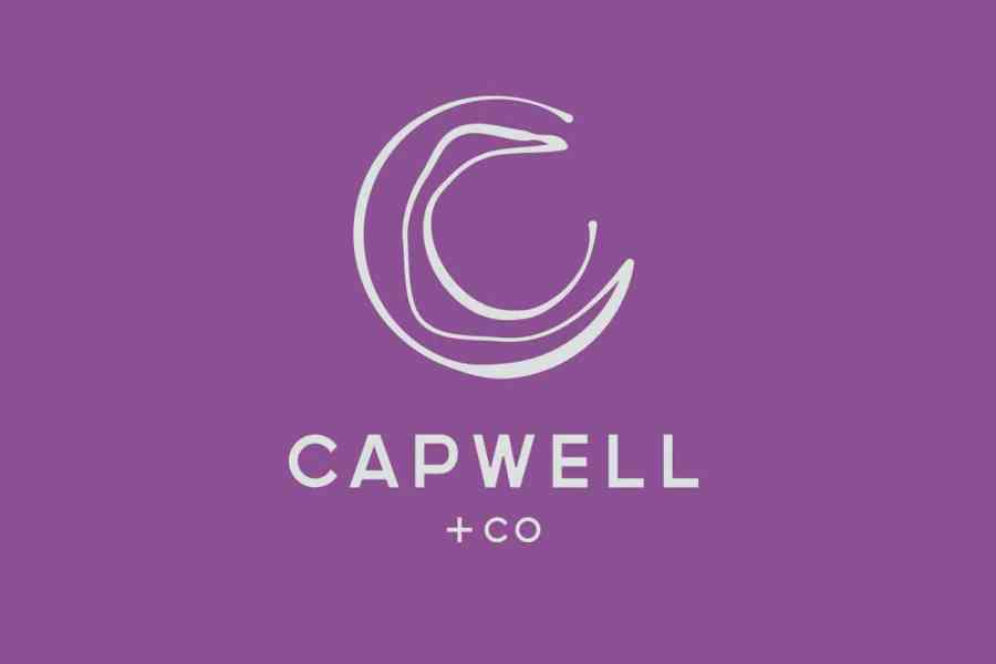 Capwell & Co. – Brand Launch & Creative Direction