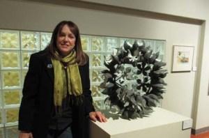 Ceramic sculpture by Suzanne Kane