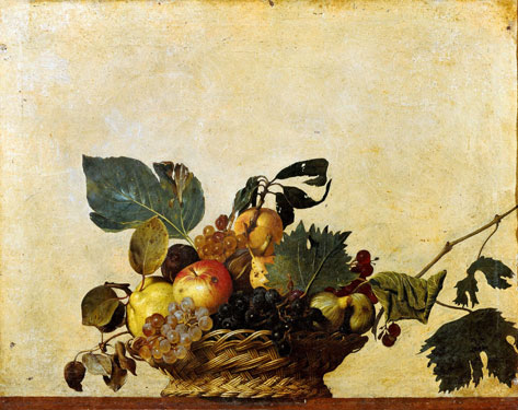 Canestra de Frutta, Carravagio