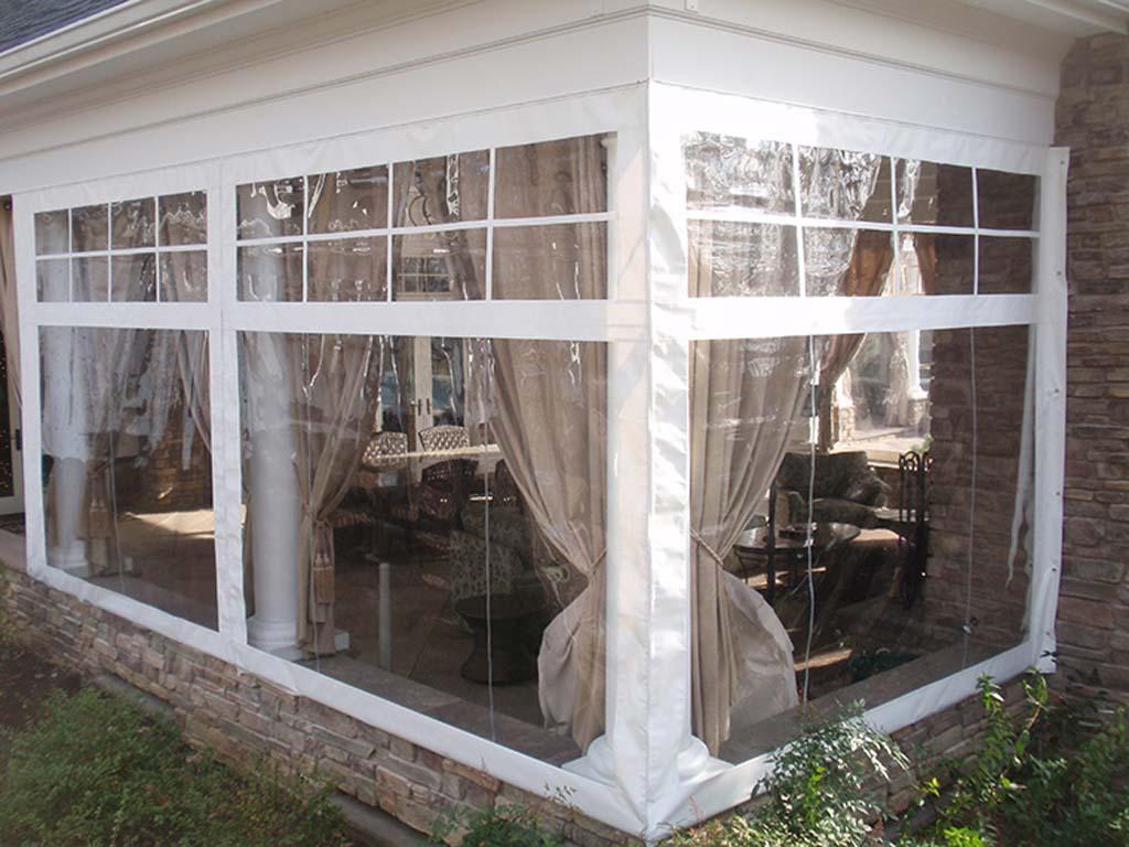 Deck, Patio and Porch Enclosures on Outdoor Patio Enclosures  id=51422
