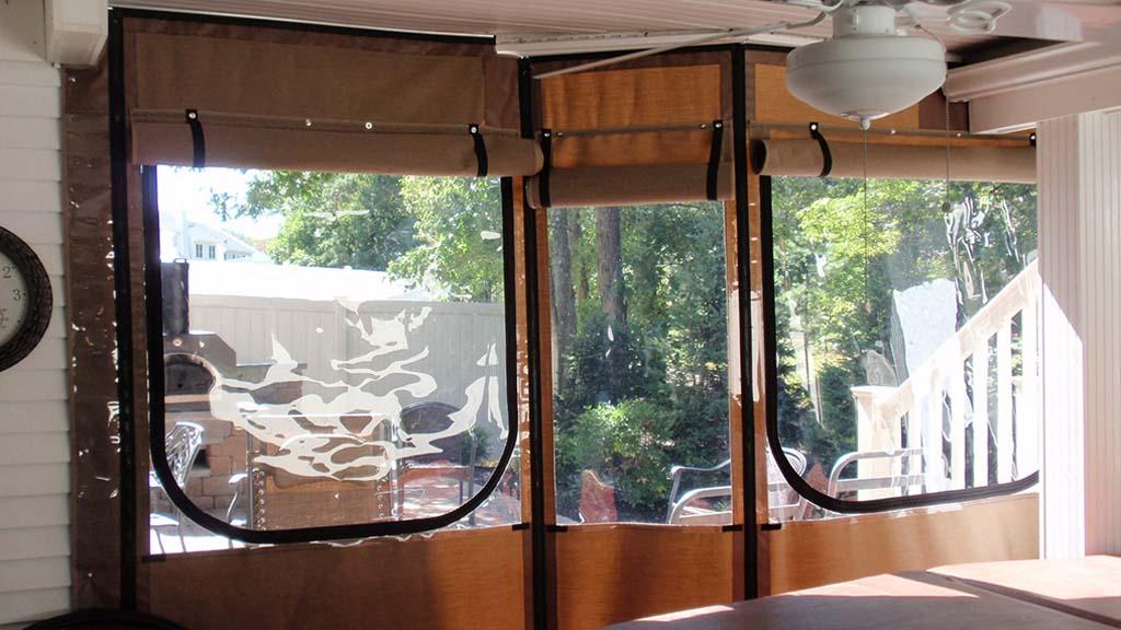 Deck, Patio and Porch Enclosures on Outdoor Patio Enclosures  id=12340