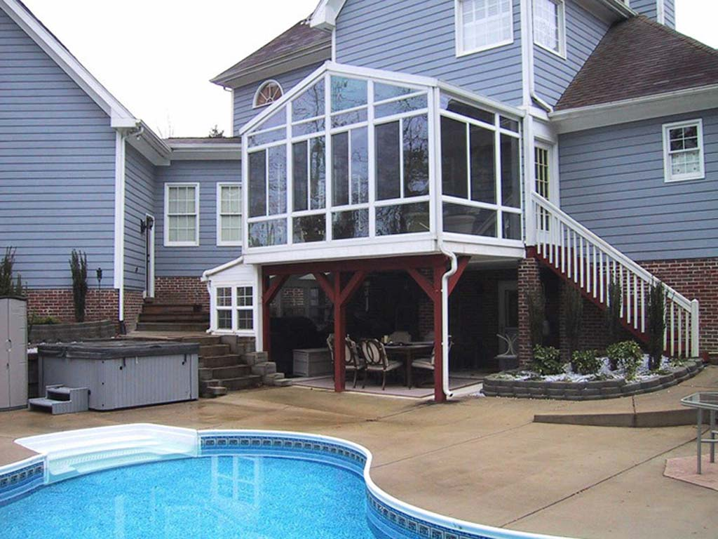 Deck, Patio and Porch Enclosures on Outdoor Patio Enclosures  id=95569