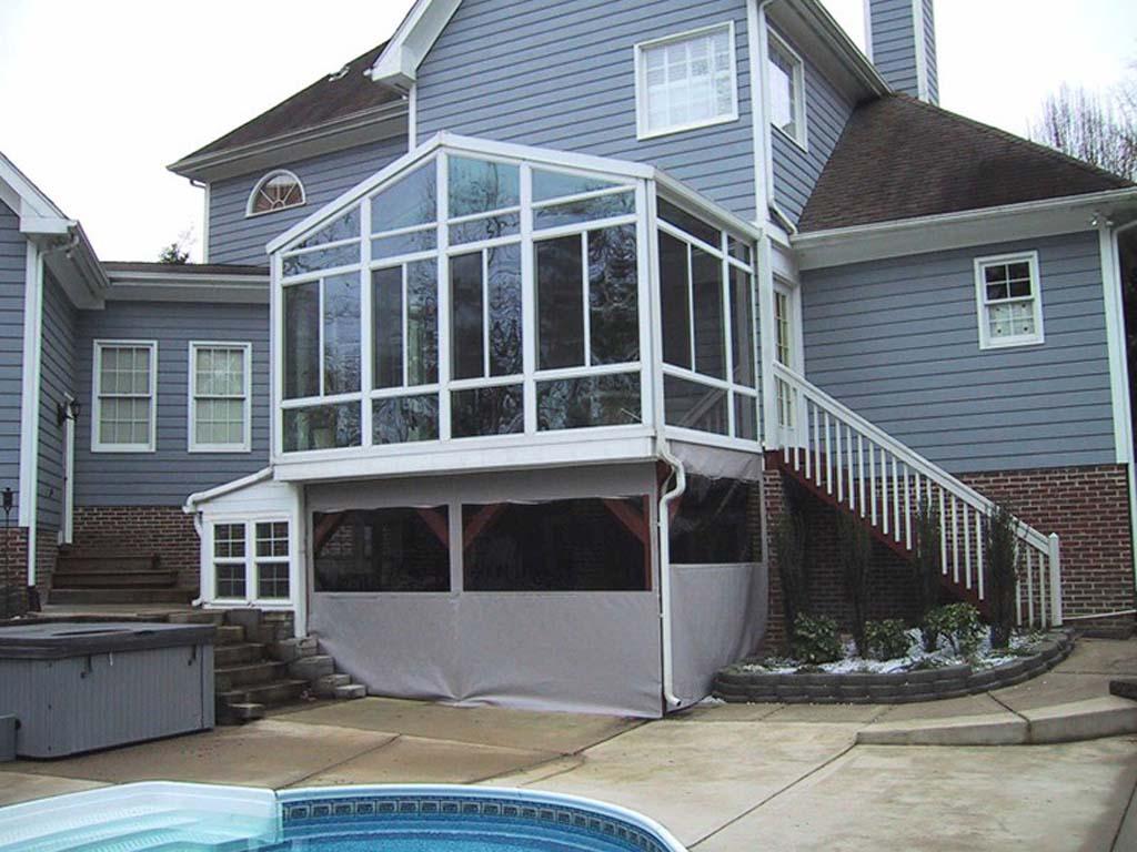 Deck, Patio and Porch Enclosures on Outdoor Patio Enclosures  id=62685