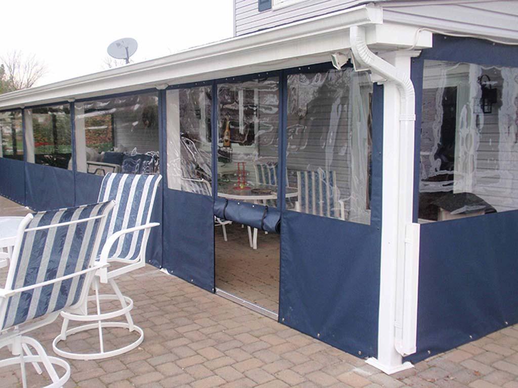 Deck, Patio and Porch Enclosures on Backyard Patio Enclosure Ideas  id=85687