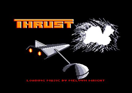 Thrust (CPC-464)