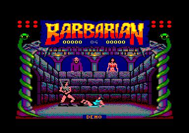Barbarian (CPC-464)