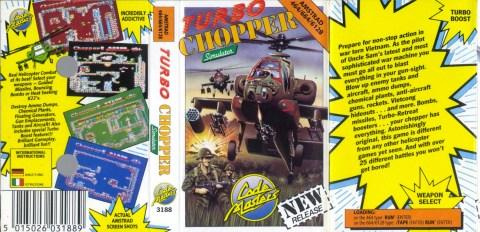 Turbo Chopper (CPC-464)