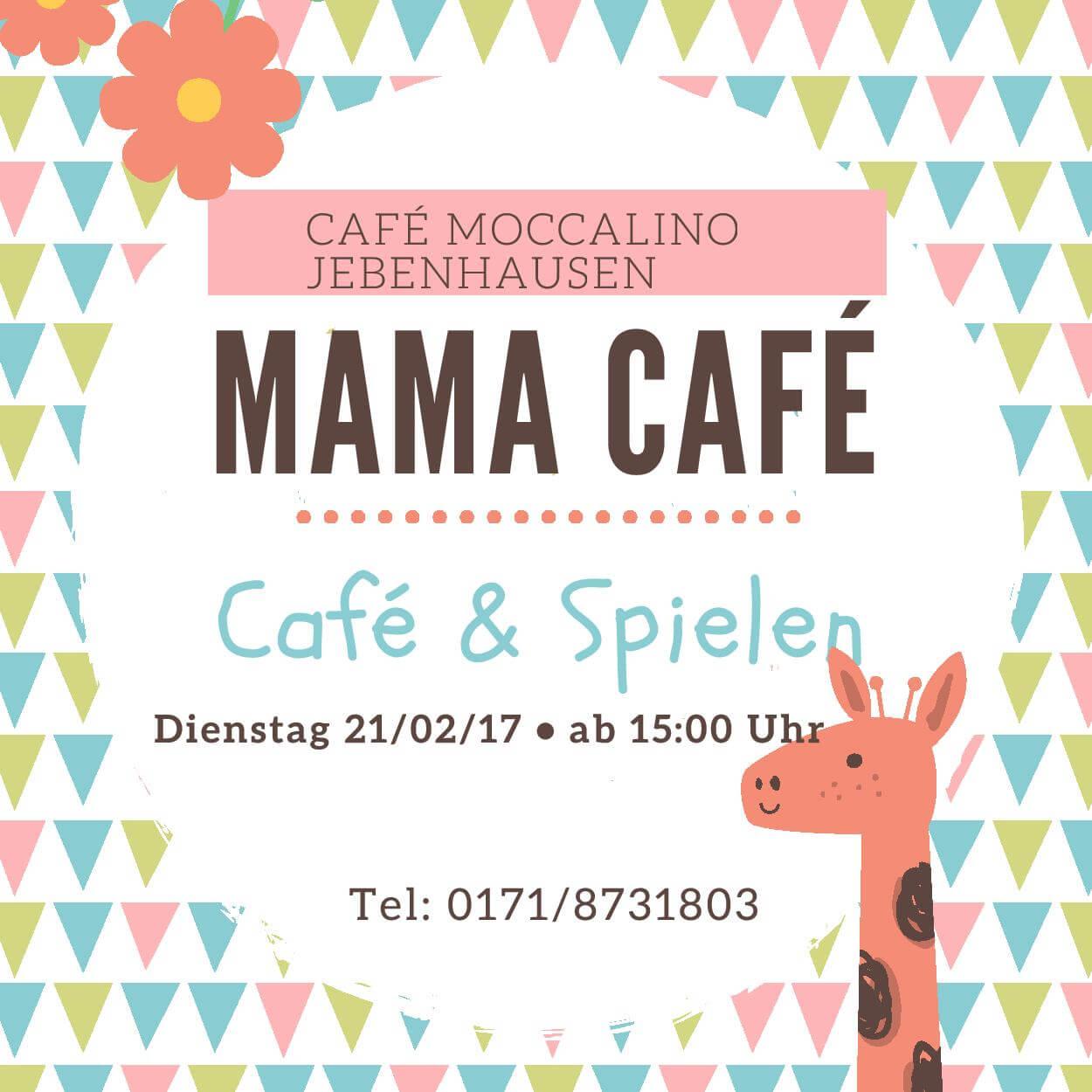MAMA-CAFÉ am 21.2.2017