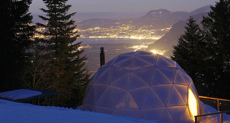 Image result for swiss alps pods