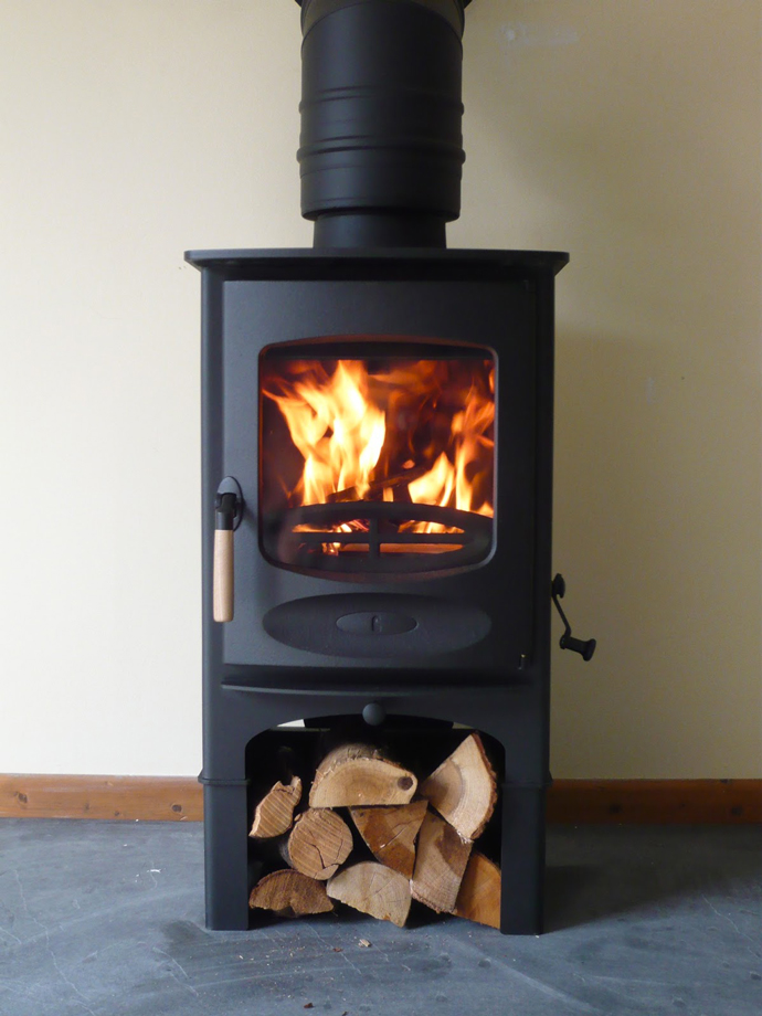 C Four Wood Stove By Charnwood