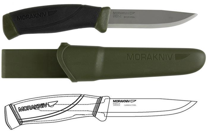Knife Steel Making Blade