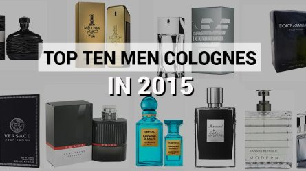 Top Ten Colognes