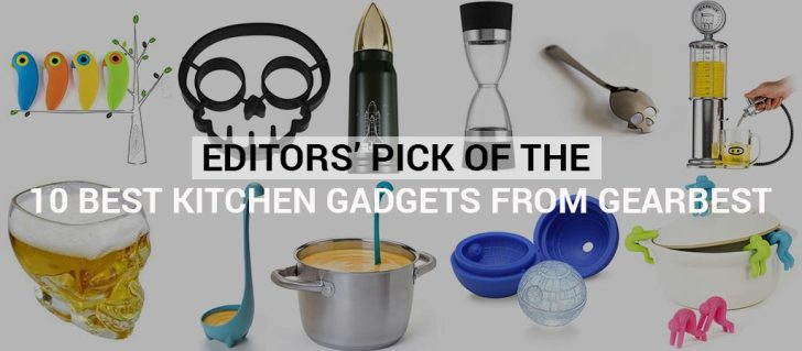 Editors Pick Best Kitchen Gadgets Gearbest