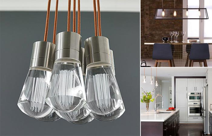 Led Bulbs Pendant Lights