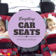 What to do when your Baby Suddenly Hates Car Seats