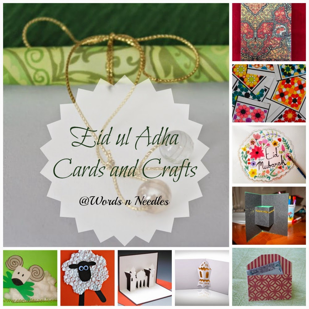 diy eid mubarak cards and crafts